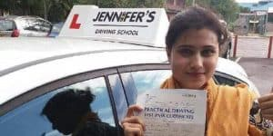 Jennifer's Driving School