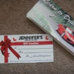 Jennifer's Driving School - Gift Vouchers