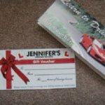 Jennifer's Driving School - Gift Vouchers